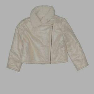 Oshkosh B'gosh Gold Girl's Coat 2T NWT